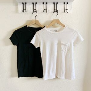 Set of 2 Madewell Crewneck Shirts